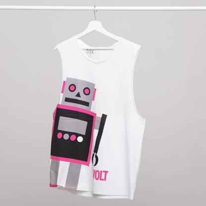 Picture of VOLT // Man Robots tank
