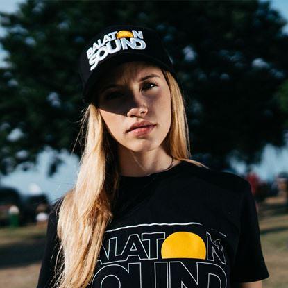 Picture of BALATON SOUND // Snapback cap