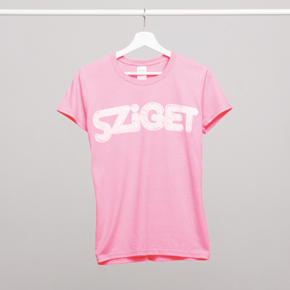 Picture of SZIGEt // Lady Drawn t-shirt