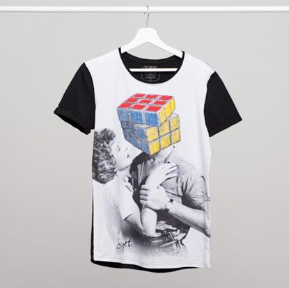SZIGET // Férfi Rubik Póló termékhez kapcsolódó kép