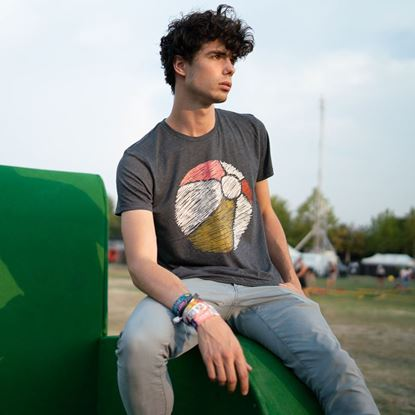 Picture of STRAND // Man Beachball t-shirt