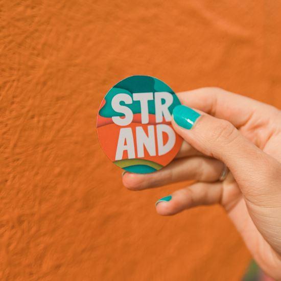 STRAND // Hűtőmágnes termékhez kapcsolódó kép