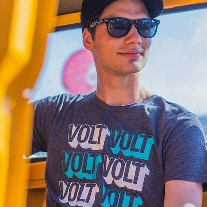 Picture of VOLT // Man Mosaic t-shirt