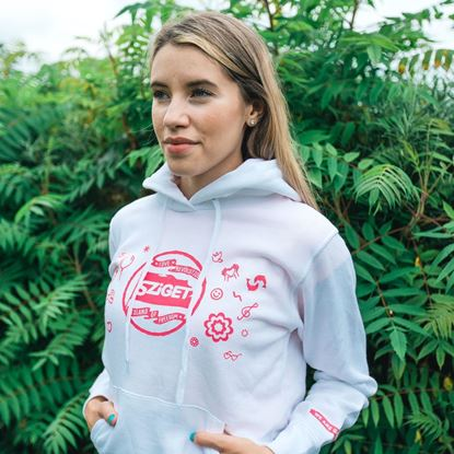 Picture of SZIGET // Lady Pull-in Hoodie