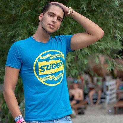 Picture of SZIGET // Men Festival t-shirt
