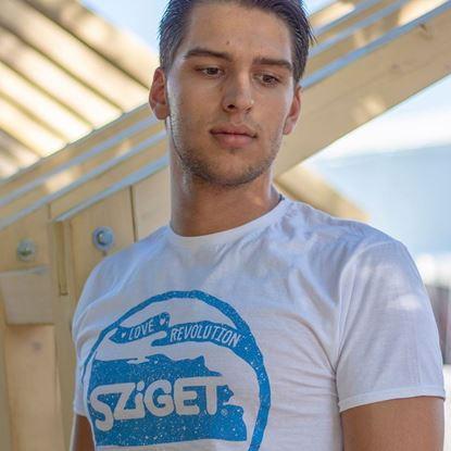 SZIGET // Férfi Fesztiválpóló termékhez kapcsolódó kép