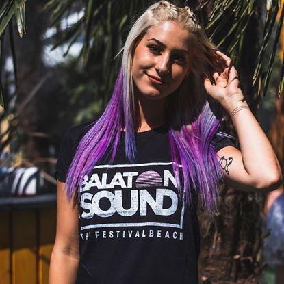 Picture of BALATON SOUND // Lady Festival t-shirt