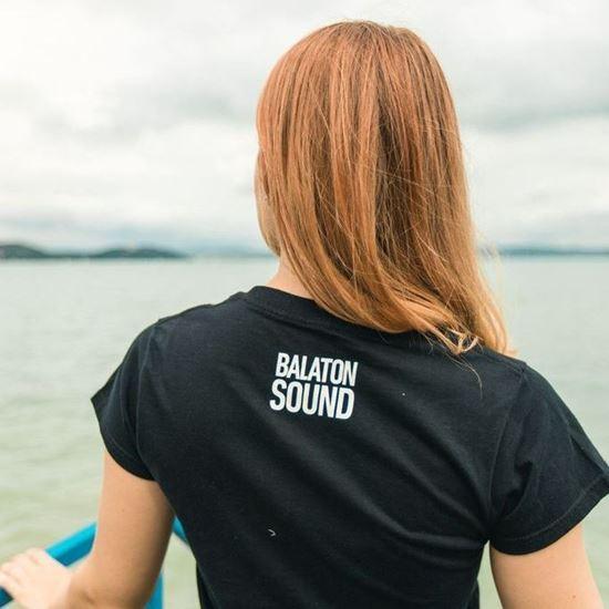 Picture of BALATON SOUND // Lady FCKN t-shirt