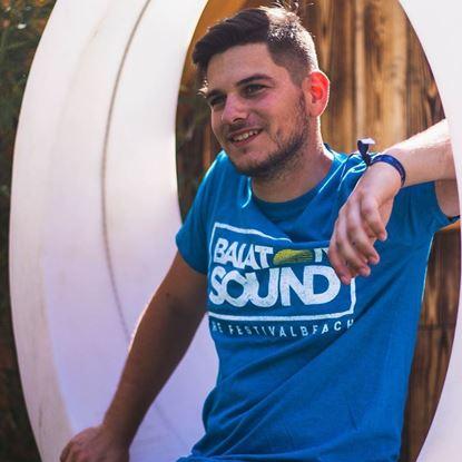 Picture of BALATON SOUND // Man Festival t-shirt