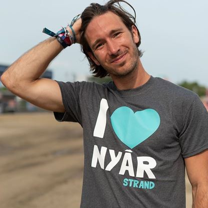 Picture of STRAND // Man I love nyár t-shirt