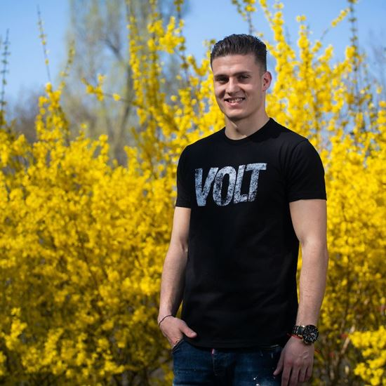Picture of VOLT // Men 'Ami VOLT az majd lesz'  t-shirt