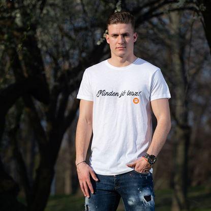 Picture of STRAND // Men 'Minden jó lesz!' t-shirt