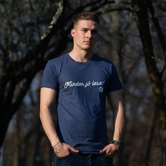 Picture of STRAND // Lady 'Minden jó lesz!' t-shirt