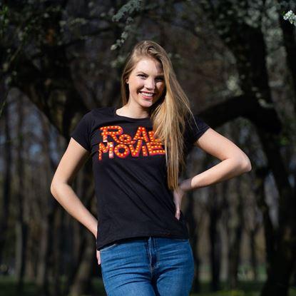 ROAD MOVIE // Női póló termékhez kapcsolódó kép
