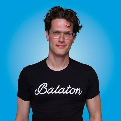 Picture of BALATON // Men T-shirt